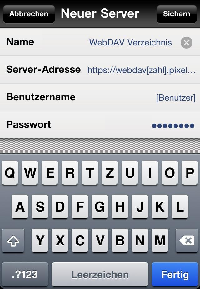iPhone_Einrichtung