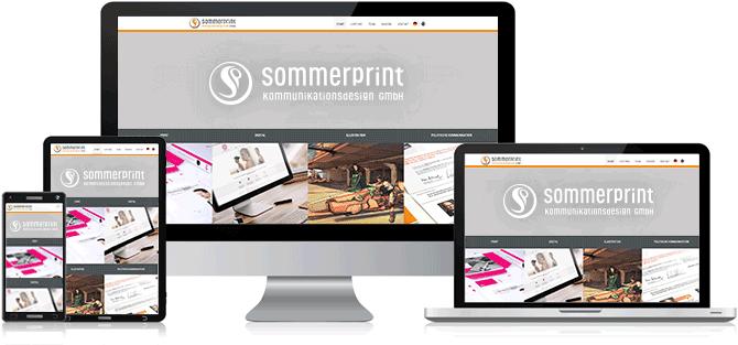 WordPress - mobile Website schnell und einfach mit responsive Themes